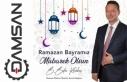 Serdal Sefa Kocabaş'tan Ramazan Bayramı Mesajı