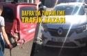 Bafra'da Zincirleme Trafik Kazası