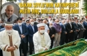 Bakan Soylu'nun Kayınpederi Metin Dinç Dualarla...