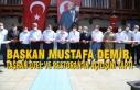 Başkan Demir, Taşhan Otel Ve Restoran'ın Açılışını...