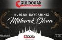 Güldoğan Et Kurban Bayramı Mesajı