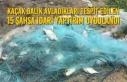 Kaçak Balık Avladıkları Tespit Edilen 15 Şahsa...