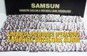 Samsun'da Uyuşturucu Operasyonu 6 Şüpheli Gözaltına...