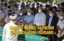 Gazeteci Mehmet Hazinedar; Son Yolculuğuna Uğurlandı