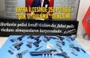 """Bafra İlçesinde 250 Polisle """"Şok Uygulama""""..."""
