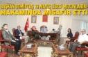 Başkan Demirtaş 19 Mayıs Lisesi Mezunlarını Makamında...