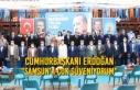 """Cumhurbaşkanı Erdoğan: """"Samsun'a Çok..."""