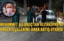 Muhammet Ali Oruç'tan Vezirköprü Ve Havza İlçelerine...