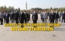 Bafra'da 29 Ekim Cumhuriyet Bayramı Kutlama...