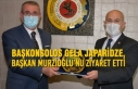 Başkonsolos Gela Japaridze, Başkan Murzioğlu'nu...