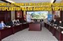 OMÜ; İl İstihdam ve Mesleki Eğitim Kurulu Toplantısı'na...