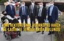 OMÜ Rektörü Ünal Vezirköprü Havza ve Ladik'te...
