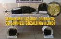 Samsun'un 8 İlçesinde Uyuşturucu Operasyonu;...
