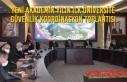 Yeni Akademik Yılın İlk Üniversite Güvenlik Koordinasyon...