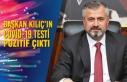 Başkan Hamit Kılıç'ın Covid-19 Testi Pozitif...