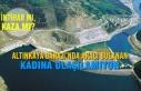 Altınkaya Barajı'nda Aracı Bulanan Kadına Ulaşılamıyor