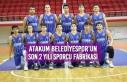 Atakum Belediyespor'un Son 2 Yılı Sporcu Fabrikası
