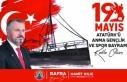 Başkan Kılıç'ın 19 Mayıs Atatürk'ü...
