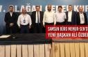Samsun Büro Memur-Sen'de Yeni Başkan Ali Özbek
