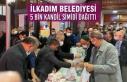 İlkadım Belediyesi 4 Camide 5 Bin Kandil Simidini...
