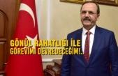 Samsun Büyükşehir Belediye Başkanı Zihni Şahin'den Teşekkür