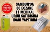 Samsun'da Haksız Fiyat Artışı Yapan 91 İş Yerine İdari Yaptırım