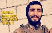 Samsunlu Uzman Çavuş Kuzey Irak'ta Vefat Etti