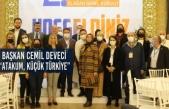 """Başkan Deveci:  """"Atakum, Küçük Türkiye"""""""