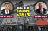 Bafra TSO'da Pazar Günü Seçim Var