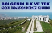 Bölgenin İlk ve Tek Sosyal İnovasyon Merkezi Kuruldu