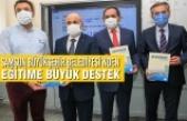 Samsun Büyükşehir Belediyesi'nden Eğitime Büyük Destek