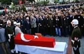 Şehit Adem Şengül; Samsun'da Toprağa Verildi