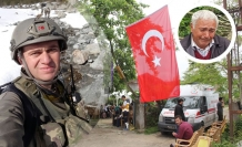 Şehit Mustafa Özdemir'in Acı Haberi Baba Ocağına Ulaştı