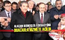 """""""ALDEF"""" Dualarla Hizmete Açıldı"""