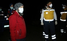 Fabrikadan yayılan gaz nedeniyle mahalle tahliye edildi
