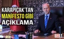 Abdullah Karapıçak'dan 'İttifak' Açıklaması