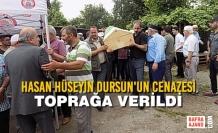 Hasan Hüseyin Dursun'un Cenazesi Toprağa Verildi