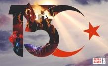 Başkan Semiz'den 15 Temmuz Demokrasi ve Milli Birlik Günü Mesajı