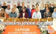 Keser'den Srebrenitsa Soykırımı Açıklaması