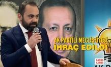 AK Partili Meclis Üyesi İhraç Edildi