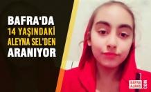 Kayıp 14 Yaşındaki Aleyna Sel Aranıyor