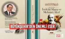 100. Yıl Anısına Büyükşehirden Mehmet Akif Ersoy Kitabı
