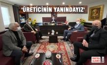 MHP Yöneticileri KARADENİZBİRLİK'te