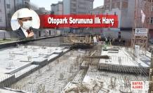 Büyükşehir'den Çarşamba İlçesi' Ne Son Teknoloji Otopark