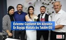 Evlenme Cüzdanın Arz Ailesinin En Büyüğü Mustafa Arz Takdim Etti