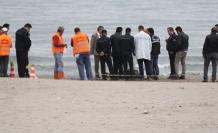 Atakum'da Deniz Kenarında Ceset Bulundu