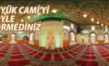 Bafra - Büyük Cami Sanal Tur Uygulaması