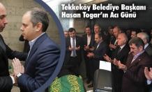 Başkan Togar'ın Babası Son Yolculuğuna Uğurlandı