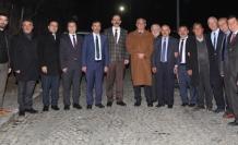 Başkanlar; Kavak Tirit Evi'nde Bir Araya Geldi