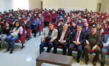 Kavak'ta Fizyonomi Konferansı Düzenlendi